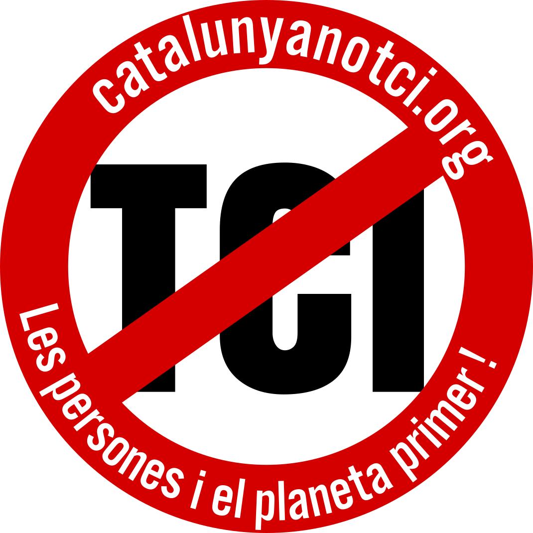 Campanya Catalunya No als Tractats de Comerç i Inversió